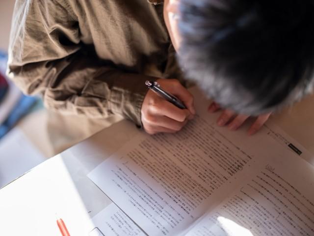 ランチ 勉強