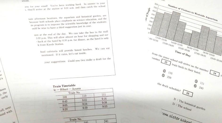 共通テスト英語2