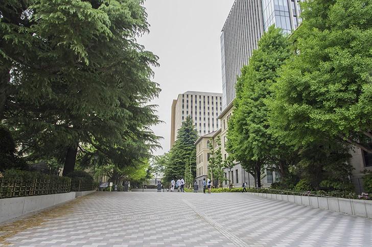 早稲田_キャンパス